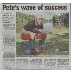 PeteAllanSunshineCoastDailyArticle_small