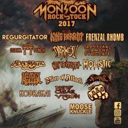 Monsoon RockStock 2017